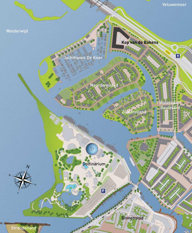 Kop van de Bakens - Accent - Waterfront