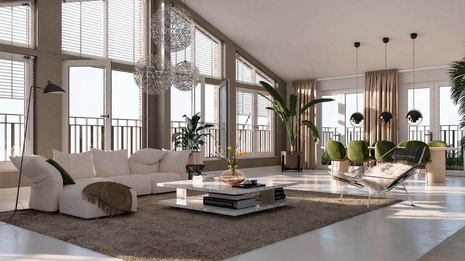 Waterfront - Kop van de Bakens - Penthouse