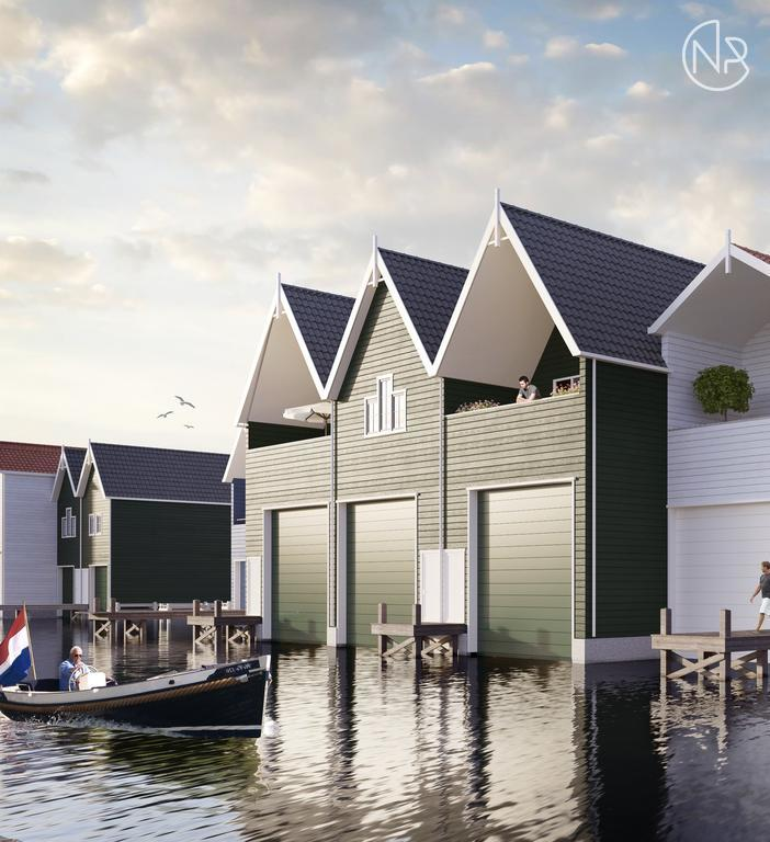 Waterfront, Boothuizen, fase 1 - Boothuis type 3 - 852908