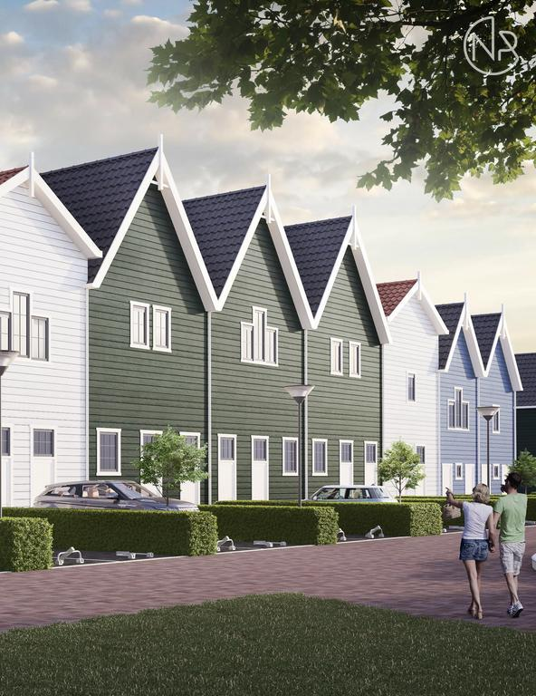 Waterfront, Boothuizen, fase 1 - Boothuis type 3 - 852914